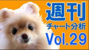 FX 週刊チャート分析(ユロ円)Vol.29 敗者の屍を乗り越える最強のエントリーポイント。