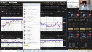aki FX生トレード 2/13  生トレード&今夜の戦略 2月は1億4200万スタート