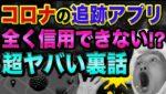 コロナと日本政府の、超ヤバい裏話【新型コロナウイルス接触確認アプリのCOCOA】河野太郎と厚生労働省と妊婦さんどうなる?